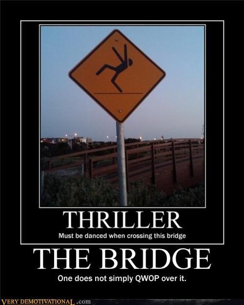sign QWOP bridge - 4386608640