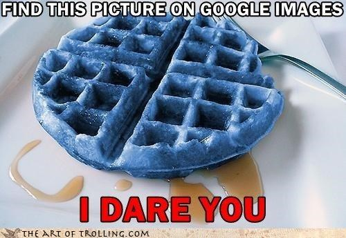 blue waffle challenge dare regret - 4387066624