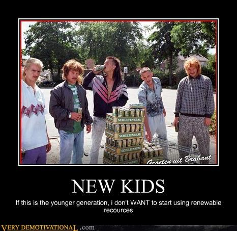 beer new kids band - 4387443456