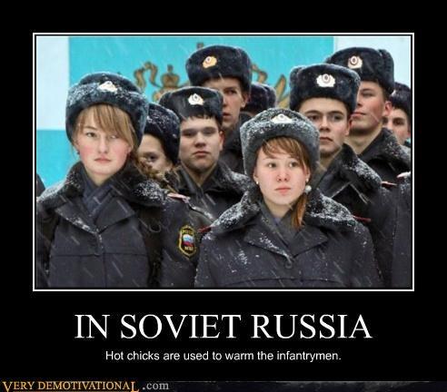 Sexy Ladies wtf hot chicks Soviet Russia - 4388159744