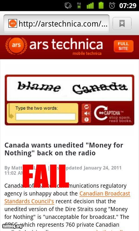 blame,captchas,failboat,g rated,news,oh canada