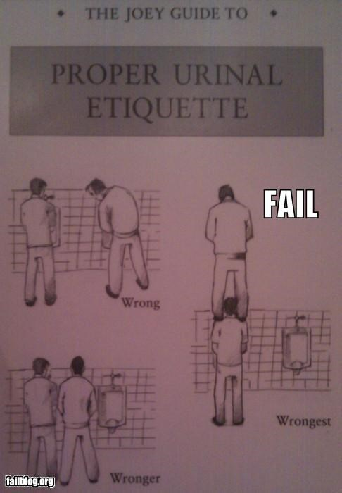 bathroom charts failboat g rated please-dont-try-that urine - 4389157120