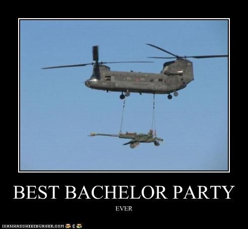 BEST BACHELOR PARTY EVER