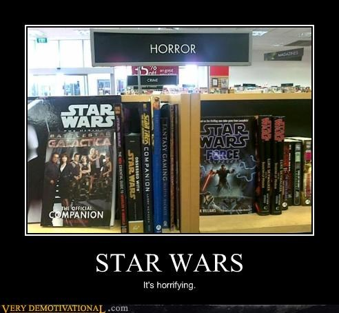 horror star wars sci fi