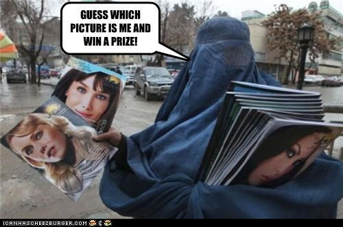 celeb guess guessing magazines muslim selling