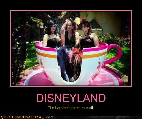 tea cup happy earth disneyland - 4390968576