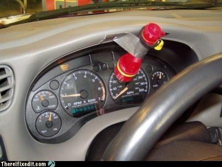 dangerous driving duct tape flashlight - 4391672832