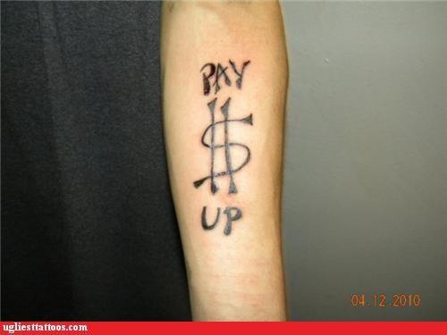 bad tattoos funny - 4391924736
