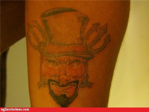 devils tattoos funny - 4391956224