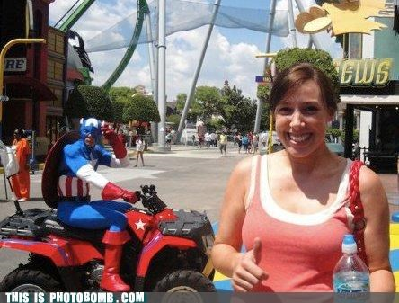 atv awesome captain america photobomb thumbs up usa-1 - 4392178176