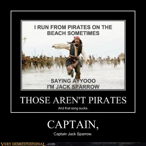 captain,natives,pirates,sucks