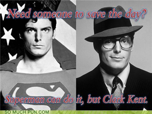 alter ego bruce wayne Clark Kent hero identity lois lane superhero superman - 4393312256