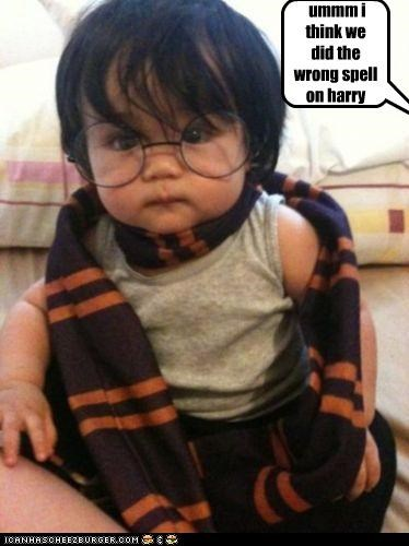baby derp Harry Potter herp Movies and Telederp smell - 4393483264