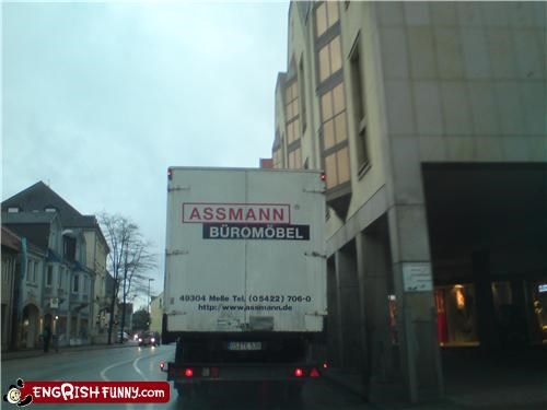 ass FAIL logo truck - 4394162432