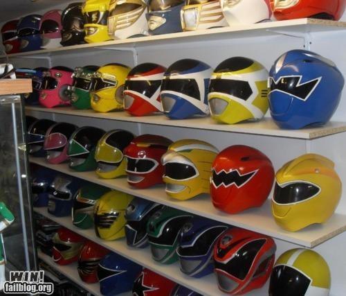 closet clothing helmet nerdgasm - 4394427904