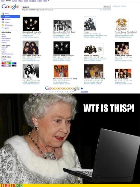 butts,google,google image search,Music,queen,queen elizabeth,the internets