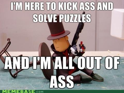 Memes nintendo ds professor layton puzzle games - 4394668544