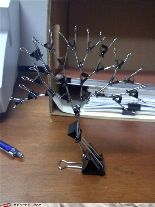 awesome binder clips fractal Mandelbrot