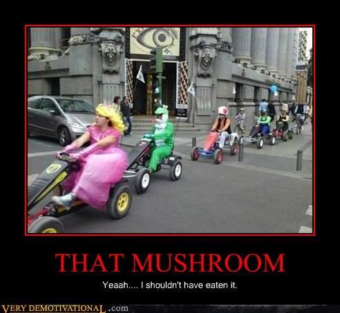THAT MUSHROOM
