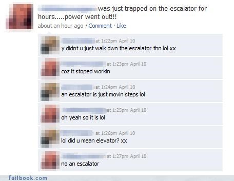 escalators,facepalm,stairs,stupid