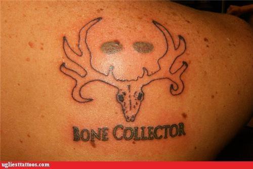 wtf bones tattoos funny - 4395209216