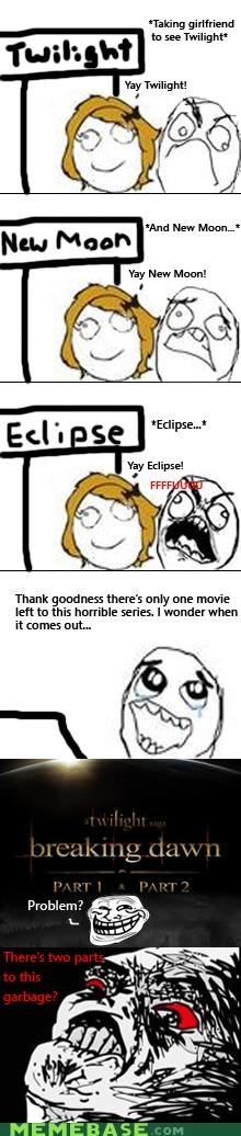 never ends Rage Comics twilight - 4395633664