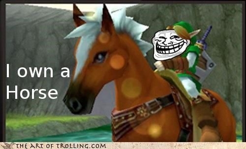 epona ocarina of time video games zelda - 4395634432