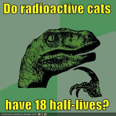 animemes cat isotope philosoraptor radioactive - 4396557056