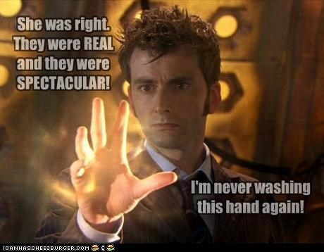 actor celeb David Tennant doctor who funny sci fi - 4396829184