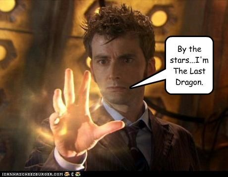 actor celeb David Tennant doctor who funny sci fi - 4396970752
