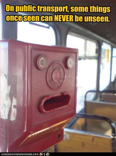 box call box Cannot Be Unseen caption captioned do not want happy chair is happy horrified public transport unsee unseen what has been seen - 4396980224