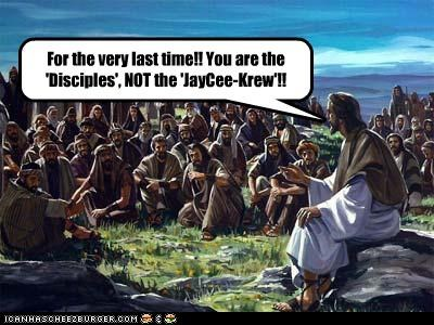 art funny illustration jesus religion - 4397172736