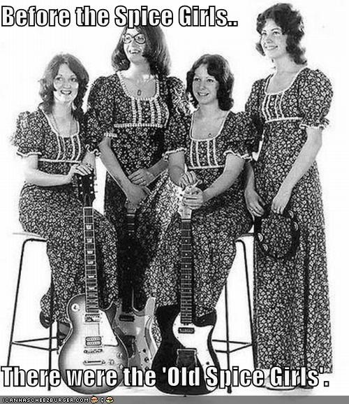 funny ladies Music Photo