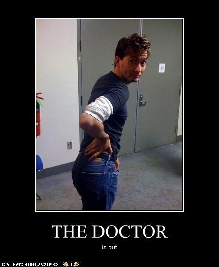 actor celeb David Tennant demotivational funny sci fi - 4397314816