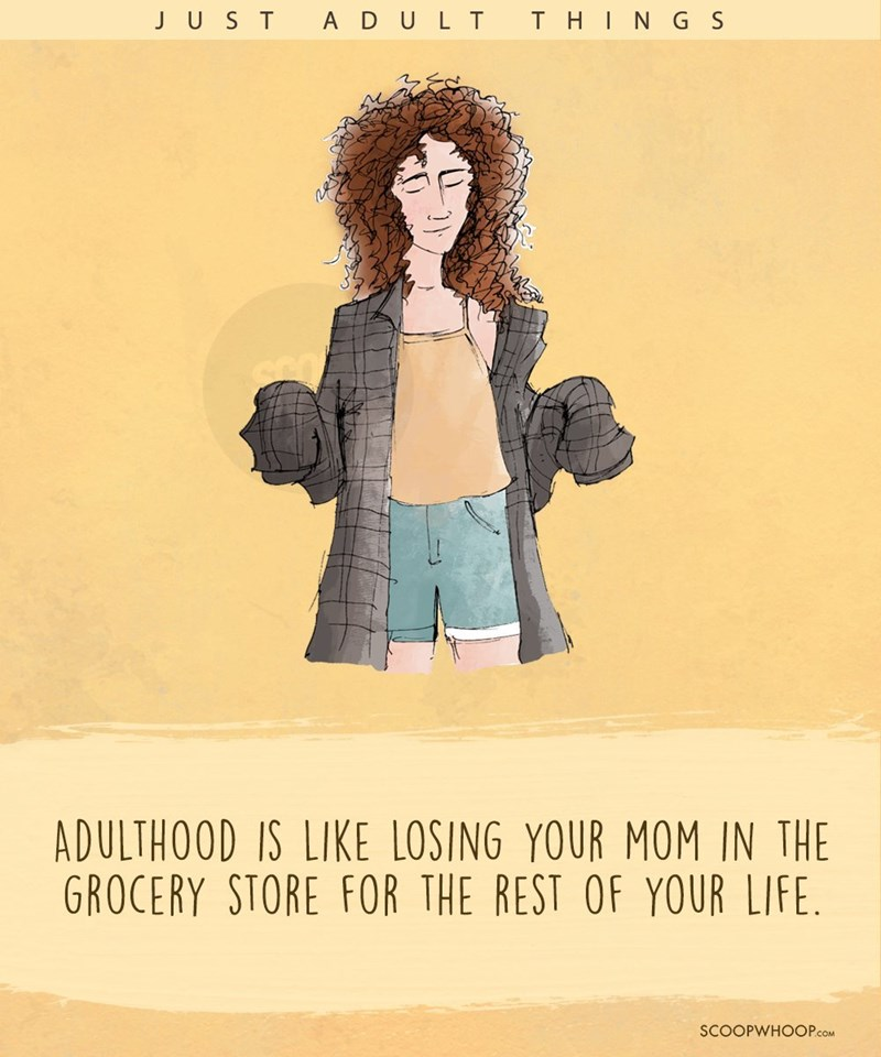 illustrations adulting truth cheezcake web comics - 4398341