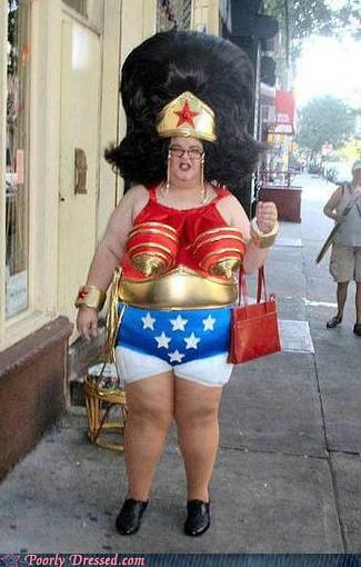 cosplay hair wig wonder woman wtf