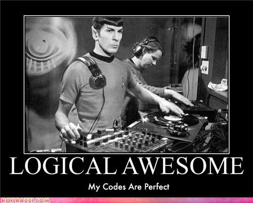 demotivational funny sci fi shoop Spock Star Trek - 4399431680
