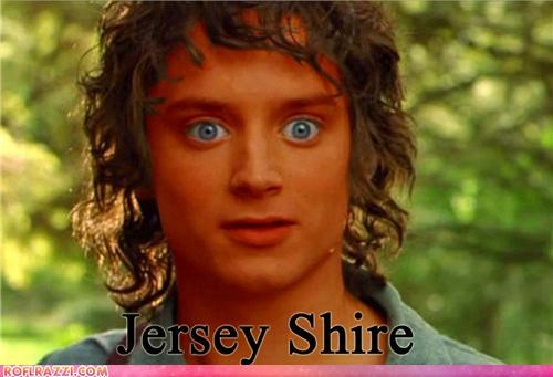 bro elijah wood frodo funny Hall of Fame jersey shore Lord of the Rings sci fi shoop - 4399444480