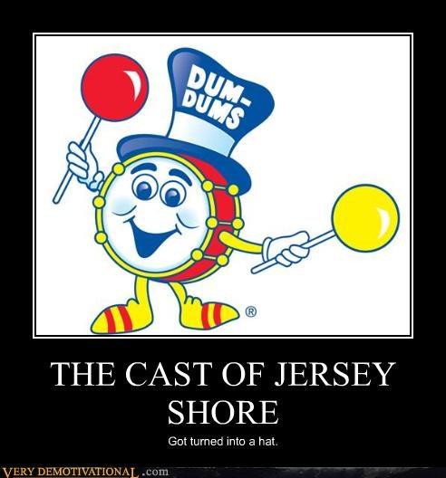 jersey shore dum dum hat - 4399510784