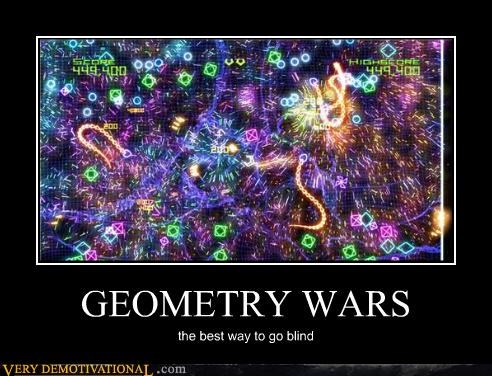 geometry awesome blind video games