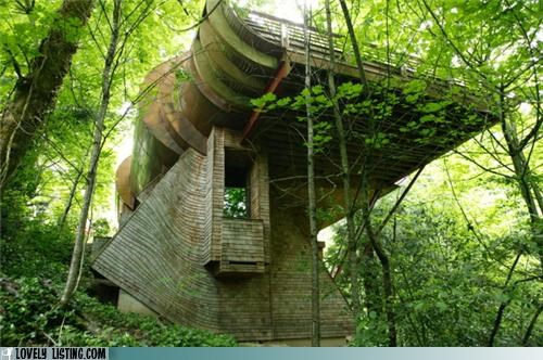 oregon,treehouse