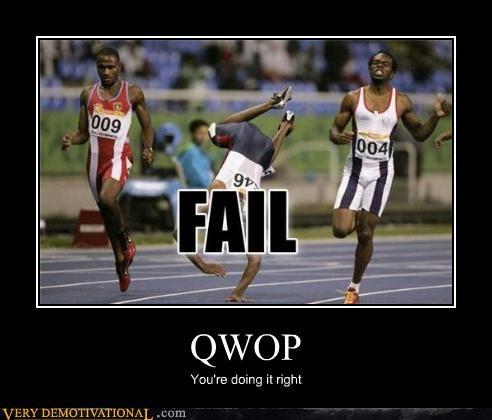 FAIL fall QWOP race run - 4400008704