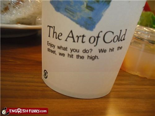 The Art of Cold