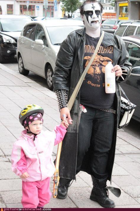 Babies dimmu borgur goth kids metal wtf - 4400832000