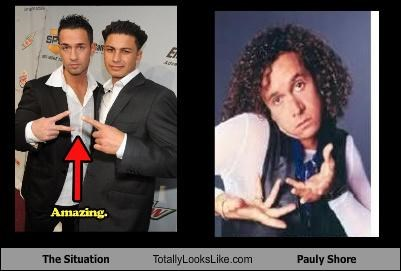 jersey shore pauly shore the situation