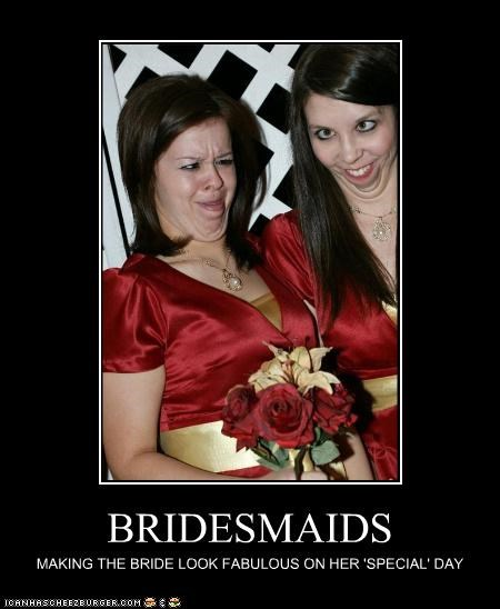 bridesmaids derp derp face ugly