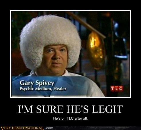 gary spivey hair healer legit psychic - 4401571840