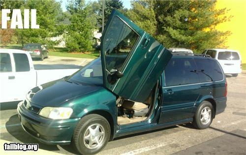 cars door failboat g rated minivan mods - 4401882112