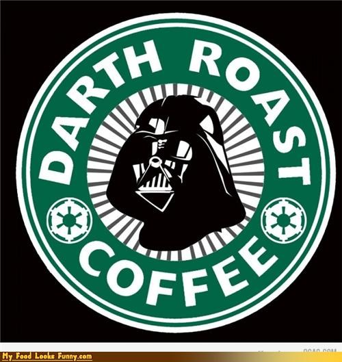 coffee darth darth roast coffee darth vader drink roast star wars Starbucks - 4402546432