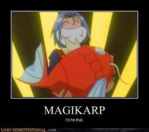 Pokémon,magikarp,sexy times